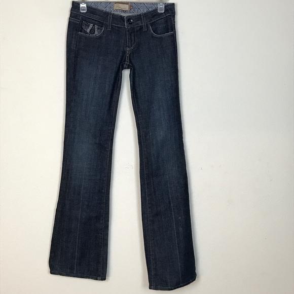 PAIGE Denim - Paige- Fairfax Jeans size 24
